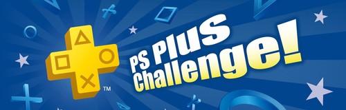 PS Plus Challenge!