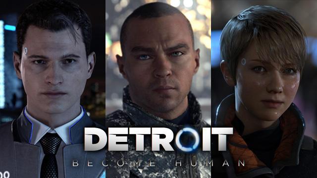 Detroit主人公